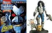 Eaglemoss DC Comics Super Hero Figurine Collection Lobo Special